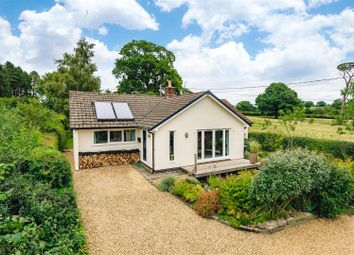 Thumbnail 3 bed detached bungalow for sale in Newbridge-On-Wye, Llandrindod Wells