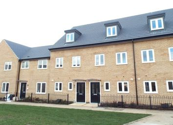 Thumbnail 3 bedroom property to rent in Meadow Gardens, Huntingdon