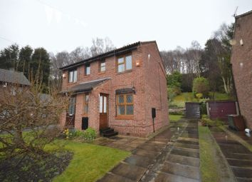 Thumbnail 1 bedroom semi-detached house for sale in Abbeydale Gardens, Leeds