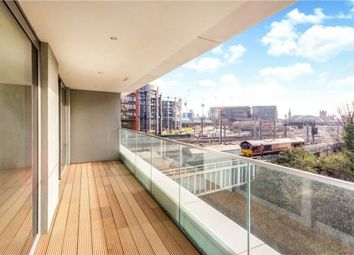 Thumbnail 1 bed flat to rent in Camley Street, London