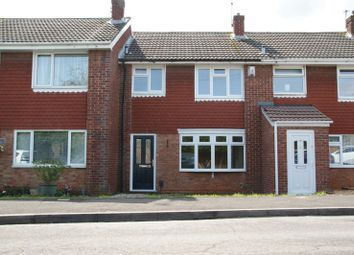 Thumbnail 3 bed terraced house for sale in Tudor Close, Oldland Common, Bristol