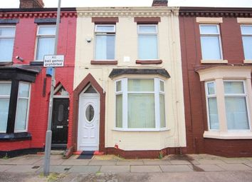 Thumbnail 2 bedroom terraced house for sale in Rossett Street, Tuebrook, Liverpool