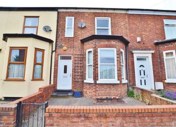 Thumbnail 3 bedroom terraced house for sale in Barton Lane, Eccles, Manchester