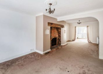 Thumbnail 4 bed semi-detached house for sale in Povey Cross Road, Hookwood, Horley