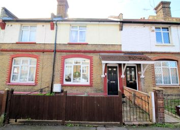 Thumbnail 3 bed terraced house for sale in Moat Lane, Slade Green, Kent