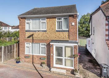 Thumbnail 3 bed detached house for sale in Dunkery Road, London