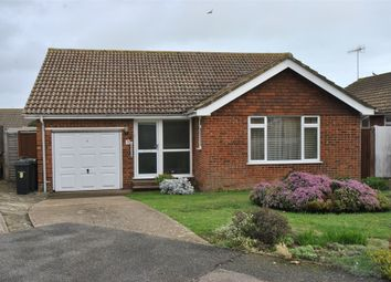 Thumbnail 3 bed detached bungalow for sale in Venture Close, Bexhill-On-Sea, East Sussex