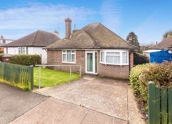 Thumbnail 4 bed bungalow for sale in Pembury Grove, Bexhill-On-Sea