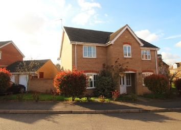 Thumbnail 4 bed detached house to rent in Mercia Drive, Ancaster, Grantham