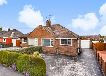 Thumbnail 2 bed semi-detached bungalow for sale in Sandhill Close, Harrogate
