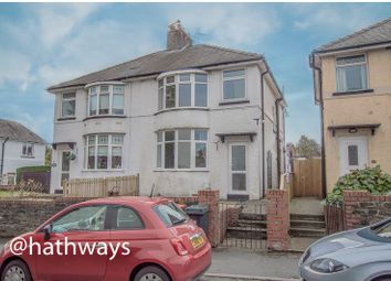Thumbnail 3 bed semi-detached house to rent in Mill Street, Caerleon, Newport