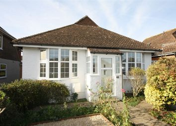 Thumbnail 3 bed detached bungalow for sale in Hillcrest Avenue, Bexhill-On-Sea