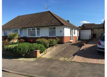 Thumbnail 2 bed bungalow for sale in Warrington Road, Tonbridge