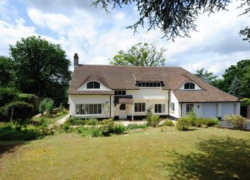 Thumbnail 5 bed detached house to rent in Sutton Place, Abinger Hammer, Dorking