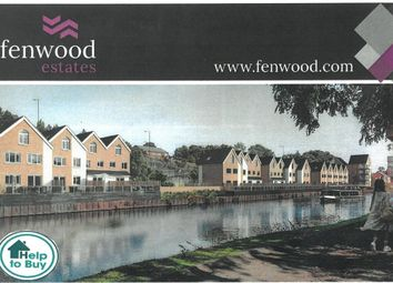 Thumbnail 3 bed town house for sale in Plot 5, Fontana, The Embankment, Scholeys Wharf, Off Leach Lane, Mexborough
