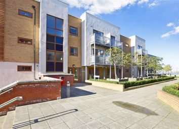 Thumbnail 2 bed flat for sale in Hibernia Court, Greenhithe, Kent