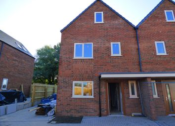 Thumbnail 4 bed semi-detached house for sale in Millbrook, Hersey Road, Caistor