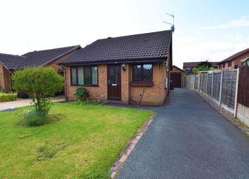 Thumbnail 2 bed detached bungalow for sale in Railway Court, Endon, Stoke-On-Trent