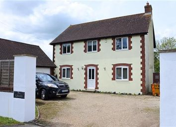 Thumbnail 4 bed detached house for sale in The Quoins, Hunger Hill, East Stour, Gillingham