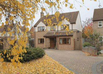 Thumbnail 4 bed detached house for sale in Lapwing Close, Northway, Tewkesbury