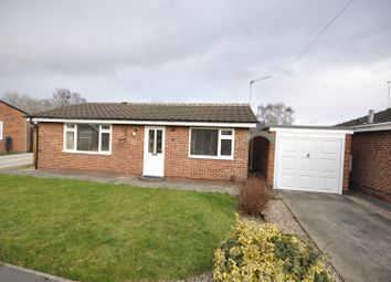 Thumbnail 2 bedroom detached bungalow for sale in Lorraine Close, Shelton Lock, Derby