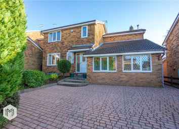 Thumbnail 5 bed detached house for sale in Braybrook Drive, Bolton, Greater Manchester