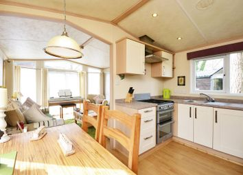Thumbnail 2 bed mobile/park home for sale in Edgeley Park, Farley Green