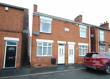 Thumbnail 2 bed semi-detached house for sale in Warner Street, Hasland, Chesterfield, Derbyshire