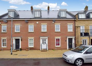 Thumbnail 3 bed town house for sale in Britten Crescent, Witham