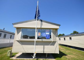 2 bed mobile/park home for sale in Warren Road, Dawlish Warren, Dawlish EX7