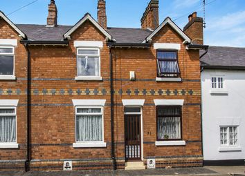 Thumbnail 2 bed terraced house for sale in Desford Road, Thurlaston, Leicester