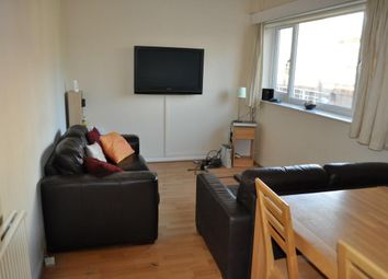 Thumbnail 4 bed flat to rent in Hilltop Court, Wilmslow Road, Manchester
