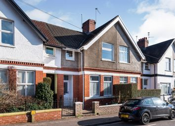 3 bed terraced house for sale in Kimberley Terrace, Llanishen, Cardiff CF14