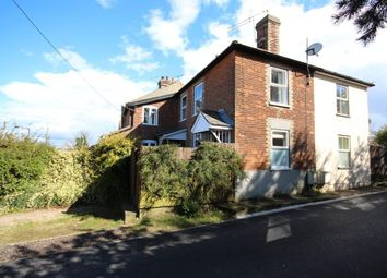 Thumbnail 2 bed semi-detached house to rent in Tollgate Lane, Bury St. Edmunds