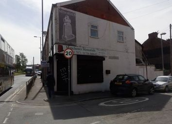 Thumbnail Commercial property to let in Dean Road, Gorton, Manchester