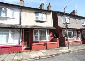 Thumbnail 3 bed end terrace house to rent in Barndale Road, Allerton, Liverpool