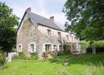 Thumbnail 4 bed property for sale in Normandy, Manche, Saint Denis Le Vetu