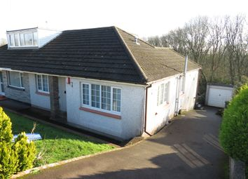 Thumbnail 4 bed semi-detached bungalow for sale in Hartwell Avenue, Elburton, Plymouth