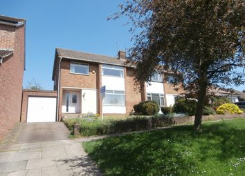 Thumbnail 3 bed semi-detached house for sale in Robert Avenue, St. Albans, Hertfordshire