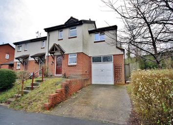 Thumbnail 3 bedroom end terrace house for sale in Wych Hill Park, Hook Heath, Woking