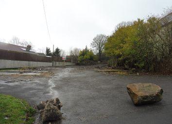 Thumbnail Land for sale in Brondeg (Plot 1), Heolgerrig, Merthyr Tydfil