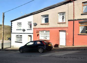 Thumbnail 3 bed terraced house for sale in Garth Street, Coed Ely, Tonyrefail, Porth
