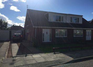 Thumbnail 3 bed semi-detached house for sale in Bilton Hall Road, Jarrow