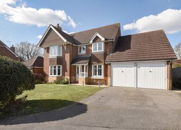 Thumbnail 4 bed detached house for sale in Turnpike Way, Ashington