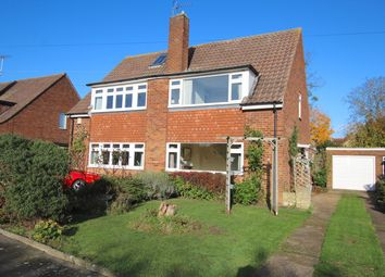 Thumbnail 3 bed semi-detached house for sale in Russington Road, Shepperton