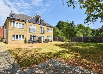 Thumbnail 2 bed flat for sale in Bisley, Surrey