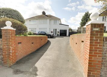 Thumbnail 3 bed semi-detached house for sale in Fox Hill, Bapchild, Sittingbourne