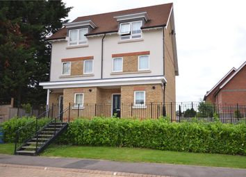 Thumbnail 3 bed semi-detached house for sale in Kingfisher Drive, Maidenhead, Berkshire