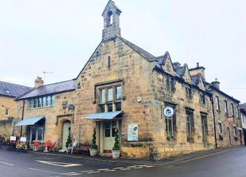 Thumbnail Commercial property for sale in Tomlinson's Cafe & Bunkhouse, Bridge Street, Rothbury