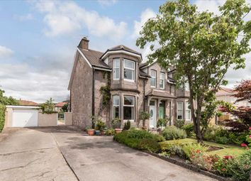 Thumbnail 3 bed semi-detached house for sale in Glasgow Road, Dumbarton, Dunbartonshire